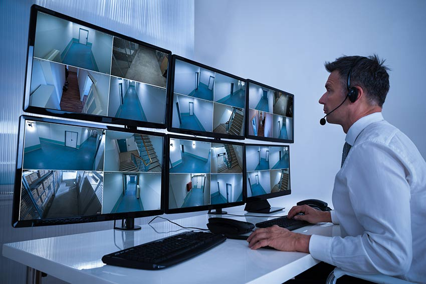 Business Security Systems Provide Safety, Peace of Mind